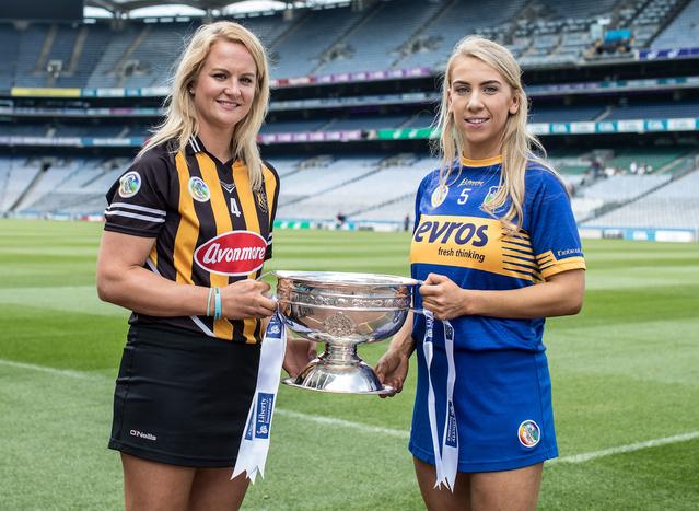 2019 Liberty Insurance All-Ireland Senior Camogie Championship Semi-Final – Kilkenny 2-21 Tipperary 3-12