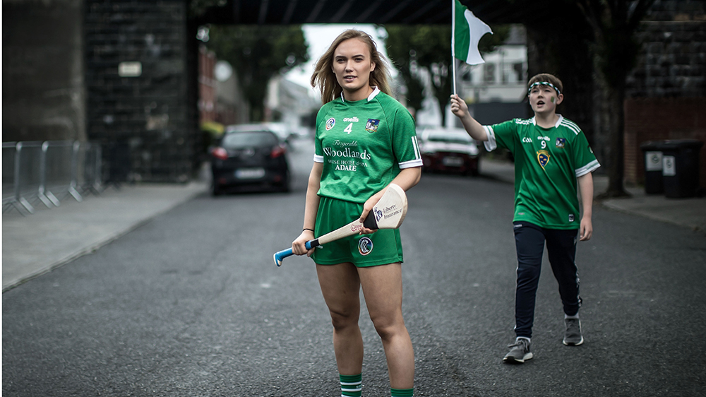Interview with Limerick Camogie Player Marian Quaid