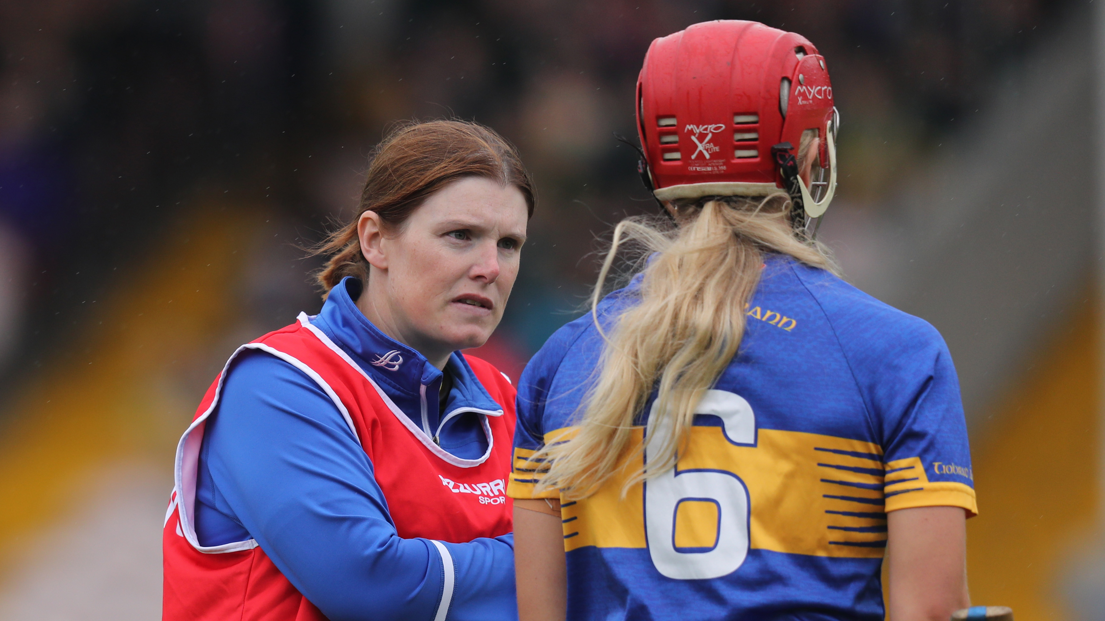 Interview with Tipperary Senior Camogie Manager Niamh Lillis
