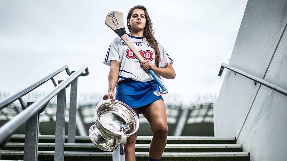 Interview with Waterford Camogie Player Niamh Rockett