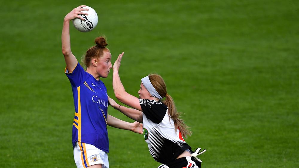 2019 TG4 All-Ireland Intermediate Ladies Football Championship Semi-Final – Tipperary 3-15 Sligo 3-5