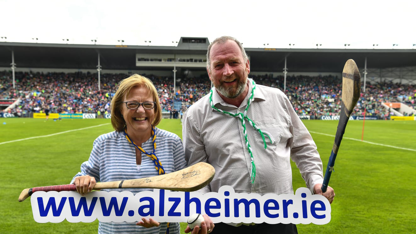 Tipperary and Limerick hurling legends to contest Alzheimer fundraiser