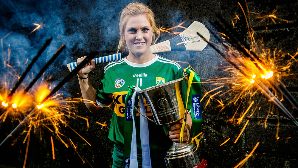 Interview with Kerry Camogie Player Laura Collins