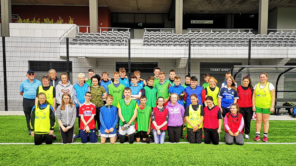 Munster Special Schools Gaelic Football Day