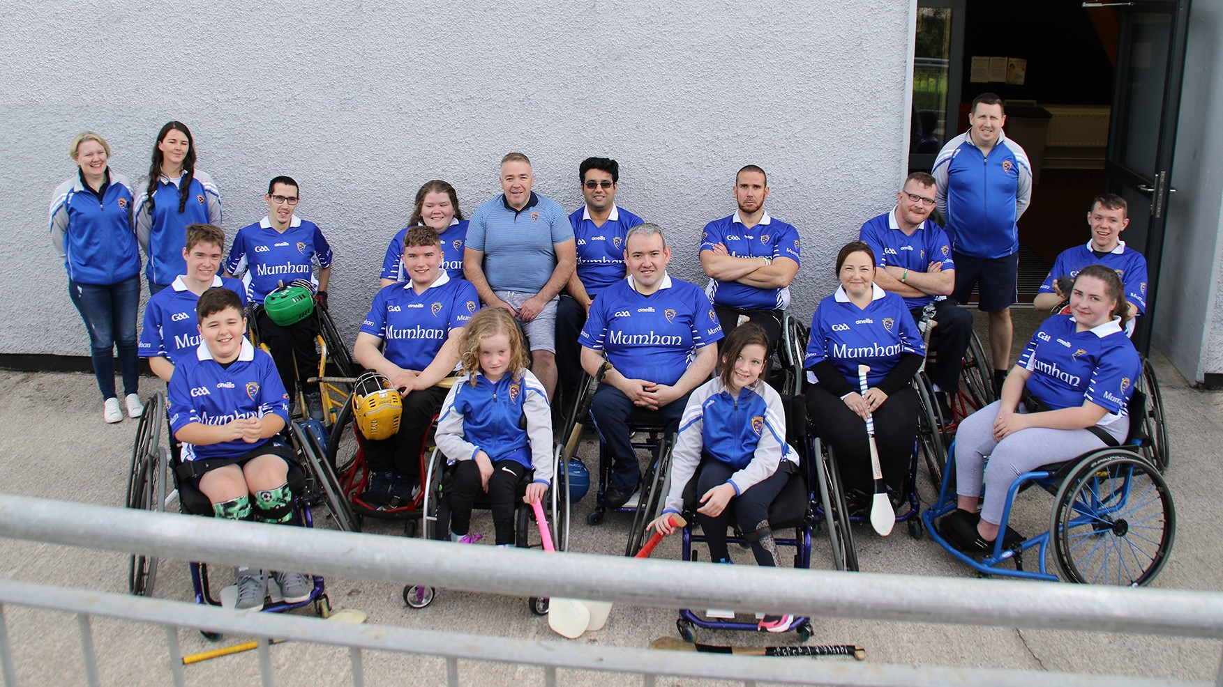 Munster Wheelchair Hurling event – Saturday 14th September 2019