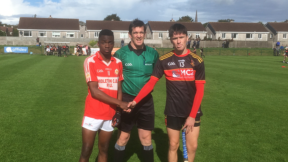 2019/2020 Dean Ryan Cup Under 16.5 A Hurling Quarter-Final – Midleton CBS 0-17 CBC Cork 0-12