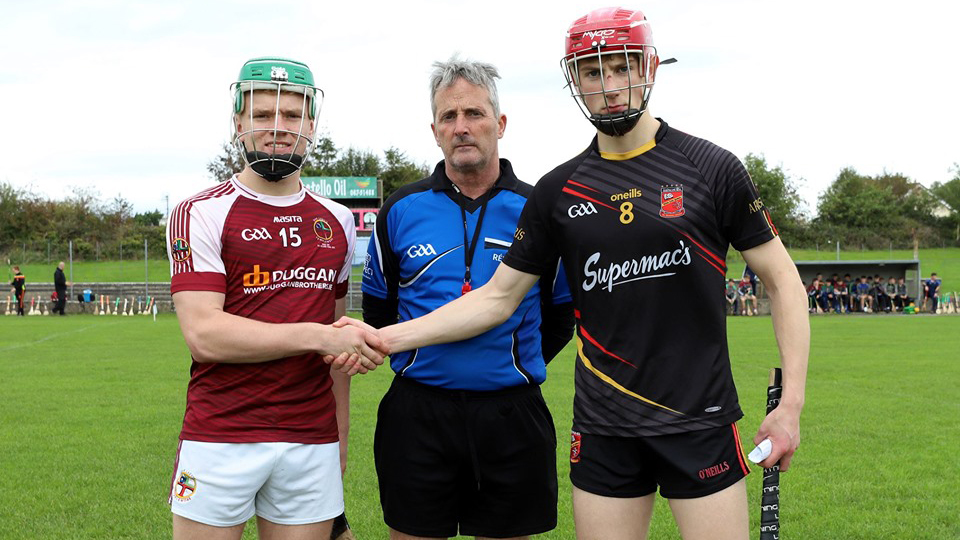 2019/2020 Dr. Harty Cup Under 19 Hurling – Our Ladys Templemore 4-20 Ardscoil Ris 3-17