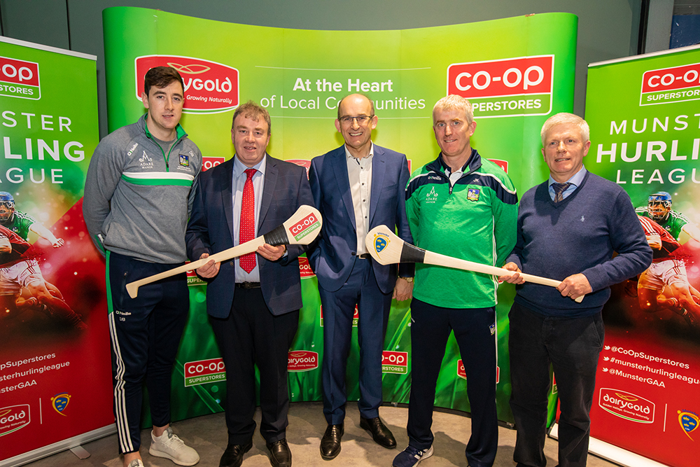 2020 Co-Op Superstores Munster Hurling League – Limerick 2-22 Tipperary 1-17