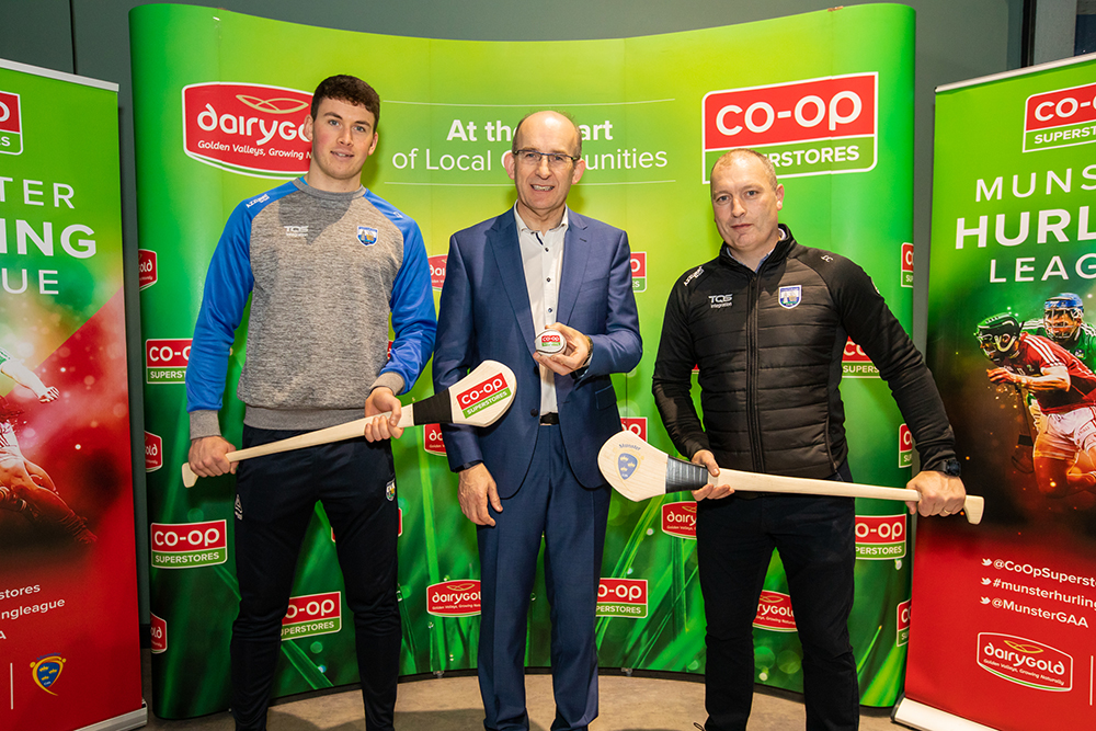 2020 Co-Op Superstores Munster Hurling League – Cork 1-17 Waterford 1-13