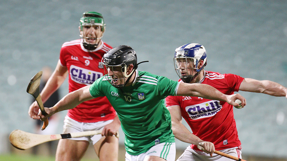 2020 Co-Op Superstores Munster Hurling League Final – Limerick 1-32 Cork 0-20