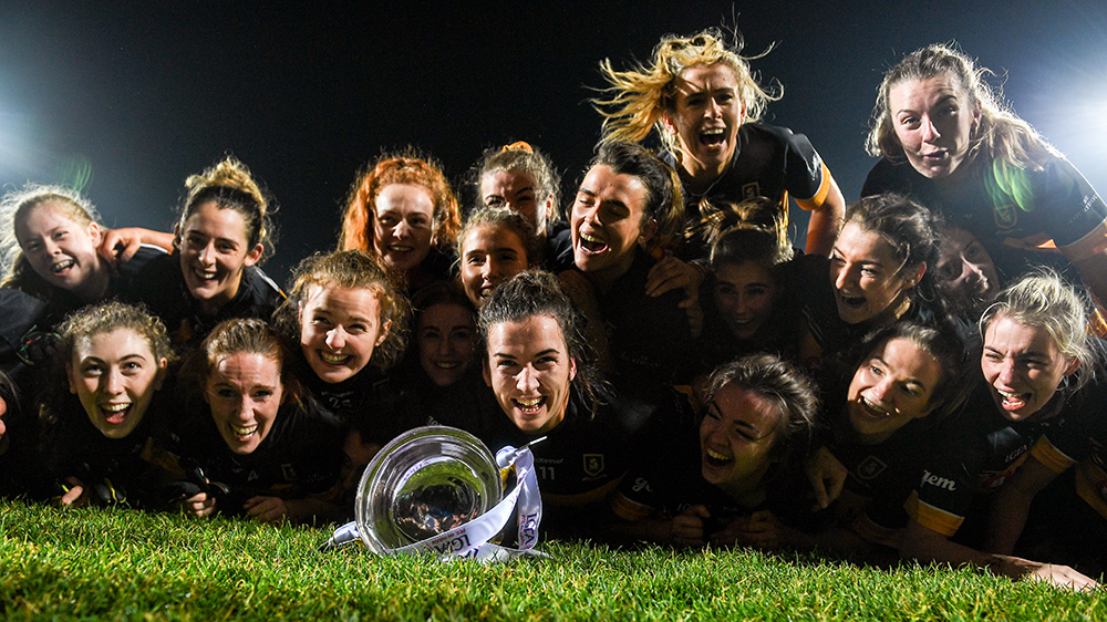 2019 TG4 All-Ireland Senior Club Ladies Football Final – Mourneabbey (Cork) 2-9 Kilkerrin-Clonberne (Galway) 0-14
