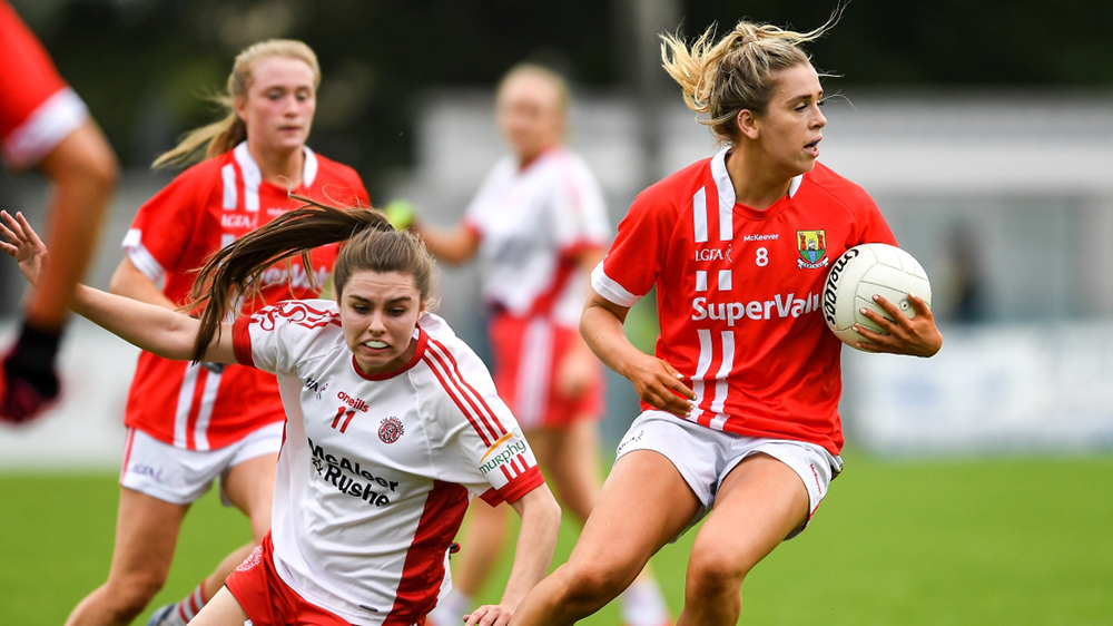 Interview – Cork and Mourneabbey star Maire O'Callaghan