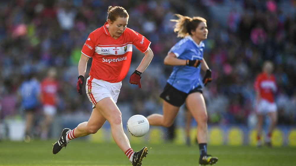 Rena Buckley – 'If we capped it off with a win it would be very, very sweet'