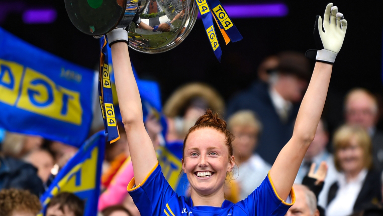 Interview with Tipperary Ladies Footballer Aishling Moloney
