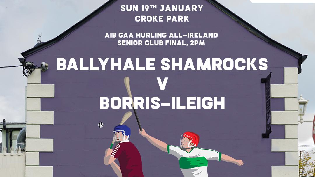 2020 AIB GAA Hurling All-Ireland Senior Club Championship Final – Ballyhale Shamrocks (Kilkenny) 0-18 Borris-Ileigh (Tipperary) 0-15