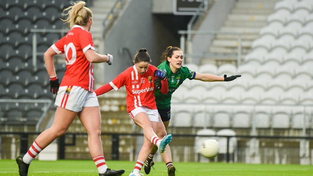 Lidl National Ladies Football League Division 1 – Cork 1-9 Westmeath 0-6