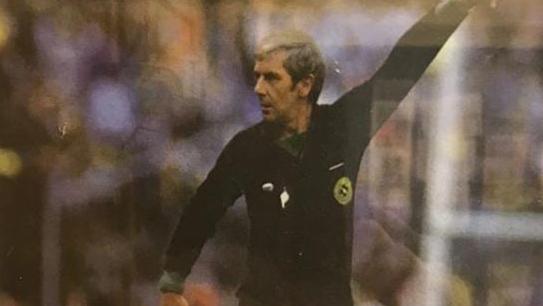Pat Lane RIP – Former Inter-County Referee