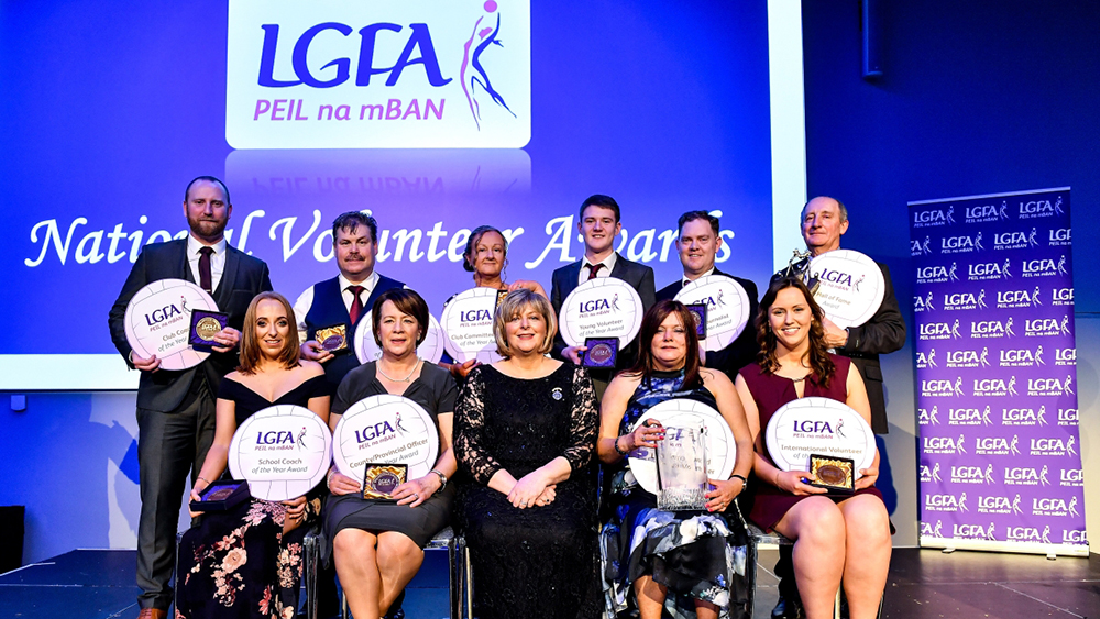2019 LGFA Volunteer of the Year award winners announced