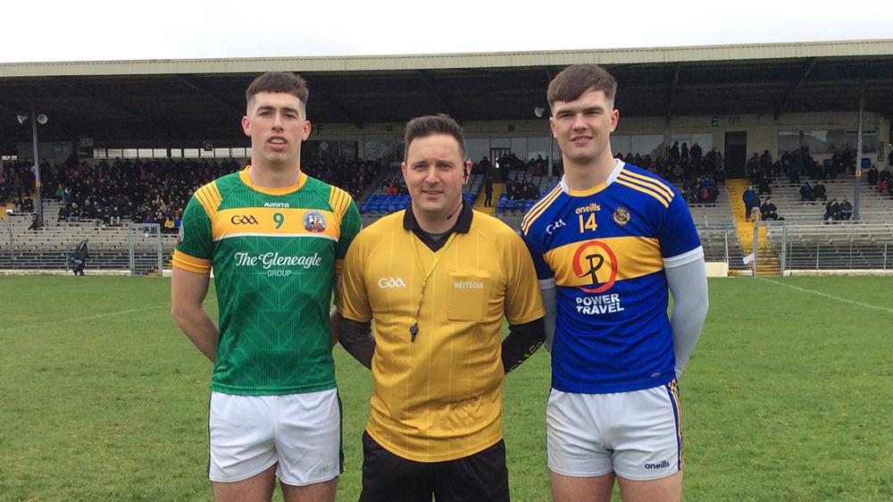 2019 / 2020 Corn Uí Mhuirí Football Final – Tralee CBS 4-15 St. Brendan's Killarney 1-15