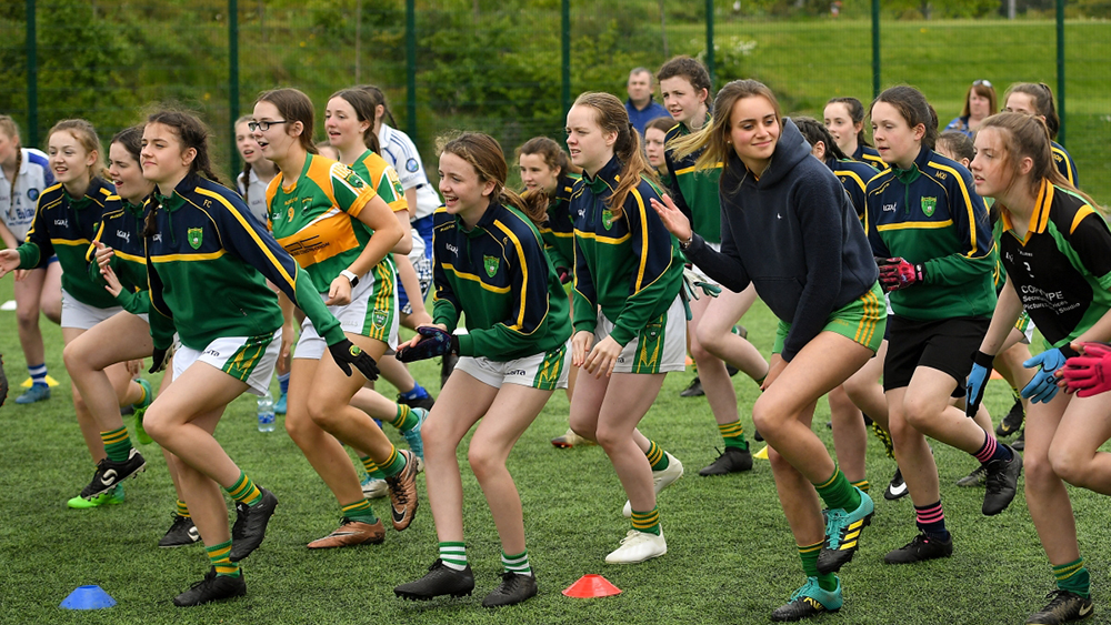 Bigger and better for Gaelic4Teens as 30 clubs announced for 2020 Programme