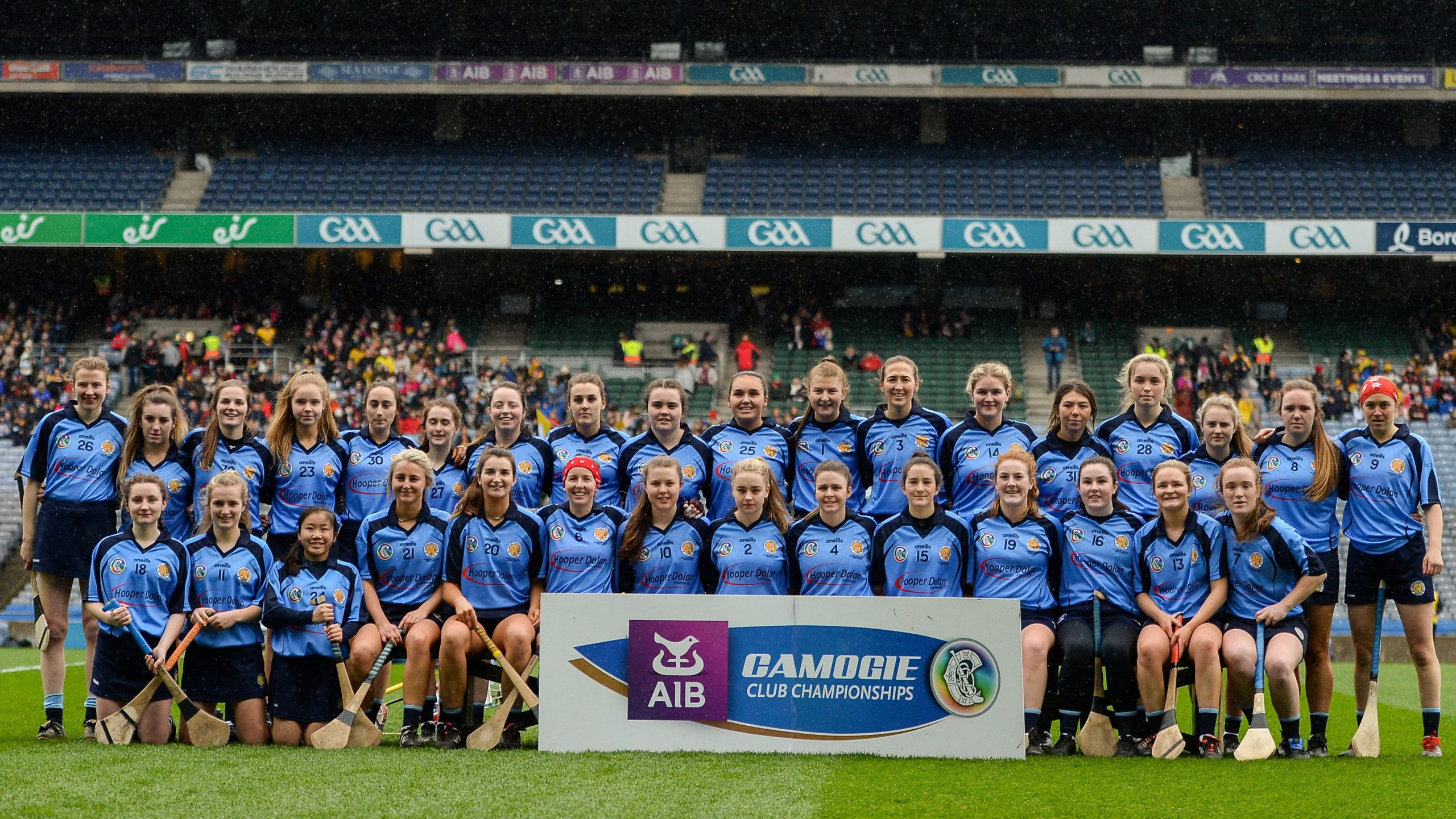 AIB All-Ireland Club Intermediate Camogie Championship Final – Gailltír (Waterford) 1-13 St Rynagh's (Offaly) 0-13