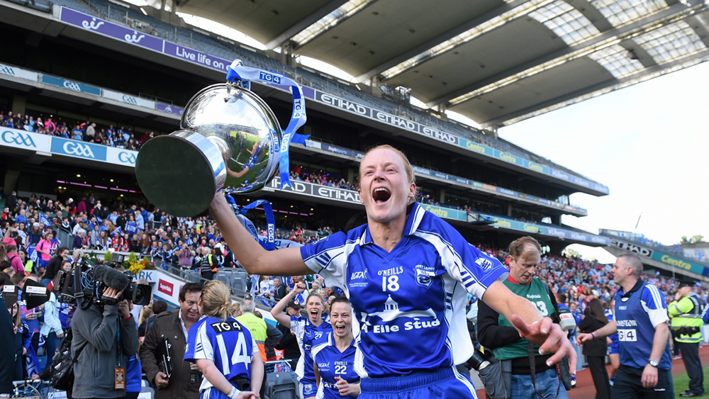 Interview with former Waterford Ladies Footballer Gráinne Kenneally