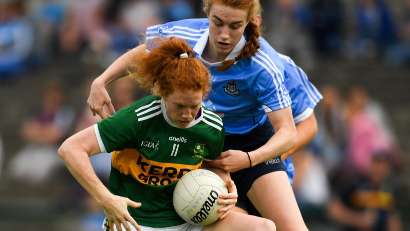 Interview with Kerry Ladies Footballer Louise Ní Mhuircheartaigh