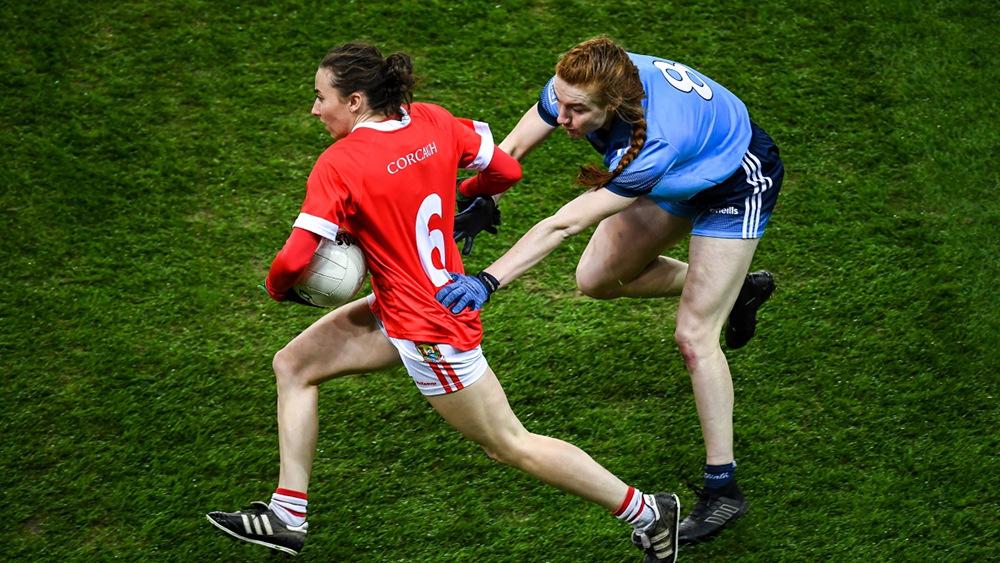 'It does get to you, all the travelling. The last year was really tough.' – Cork's Melissa Duggan