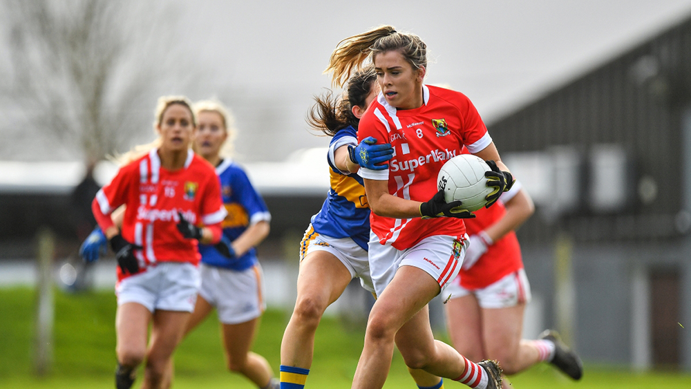 Lidl National Ladies Football League Division 1 – Cork 2-11 Tipperary 1-6
