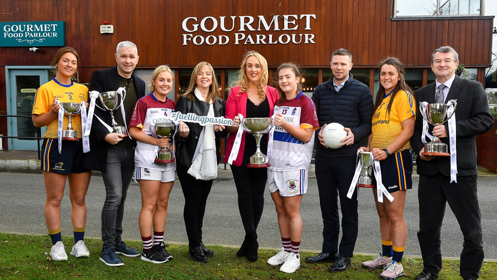 2020 GFP HEC Third-Level Ladies Football Championships Launched
