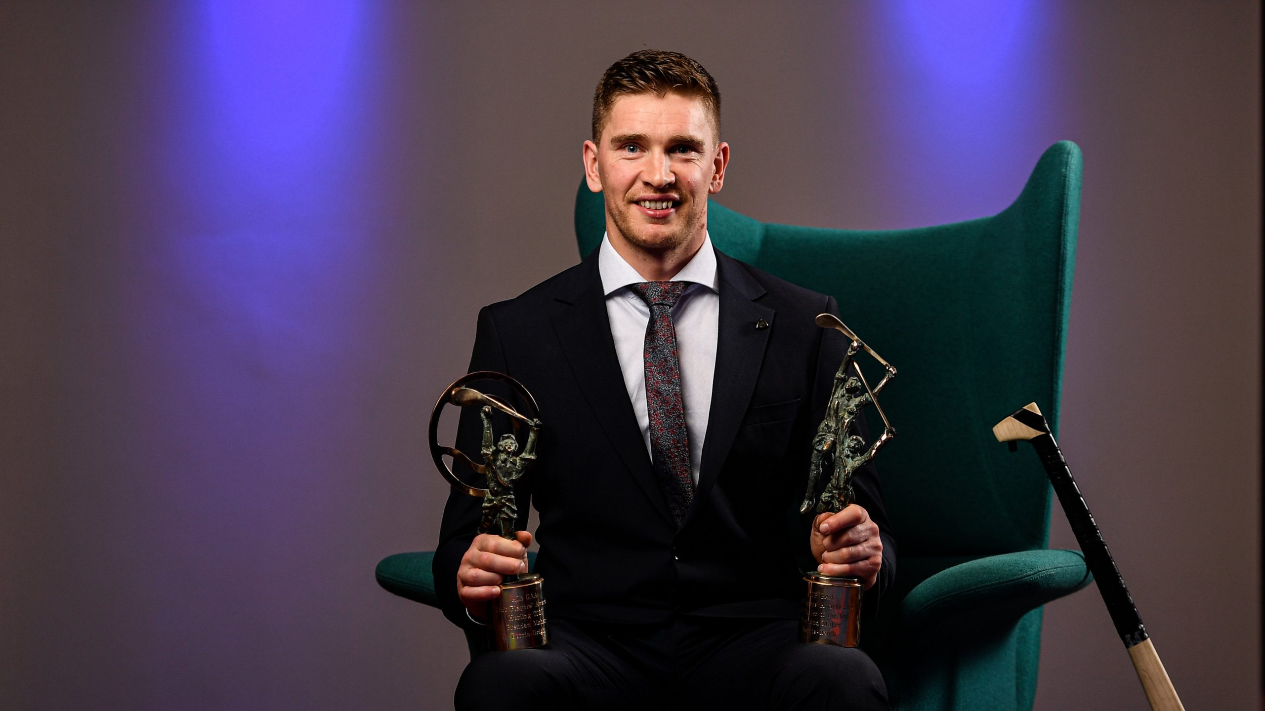 Video: Brendan Maher (Borris-Ileigh) wins AIB GAA Club Hurler of the Year