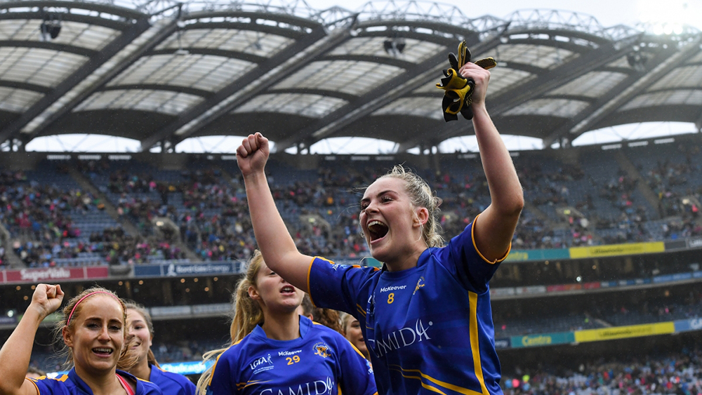 Aisling McCarthy looking forward to Tipperary and West Coast Eagles campaigns