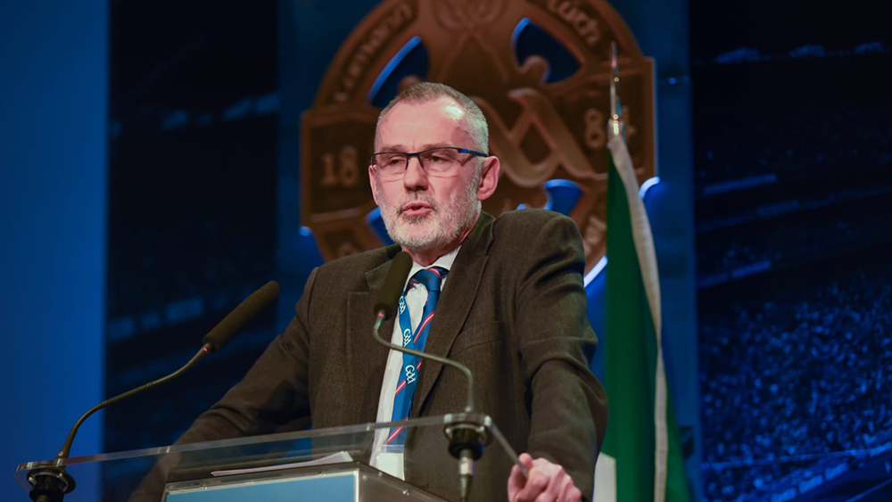 Larry McCarthy to be 40th President of the GAA