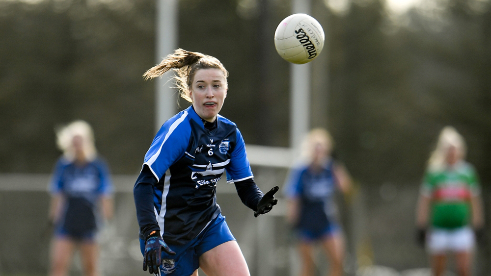 Waterford's Karen McGrath grateful for sister act