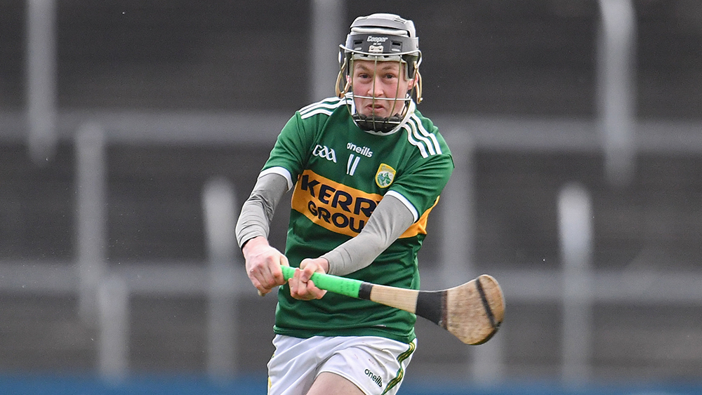 Chat with Kerry Hurler Shane Conway | Munster GAA