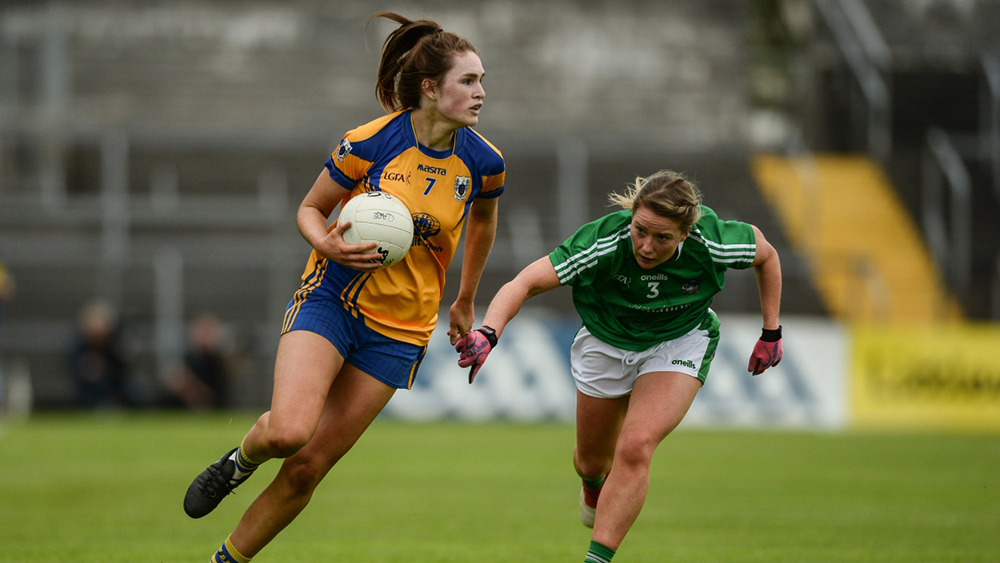 Interview with Clare Ladies defender Síofra Ní Chonaill