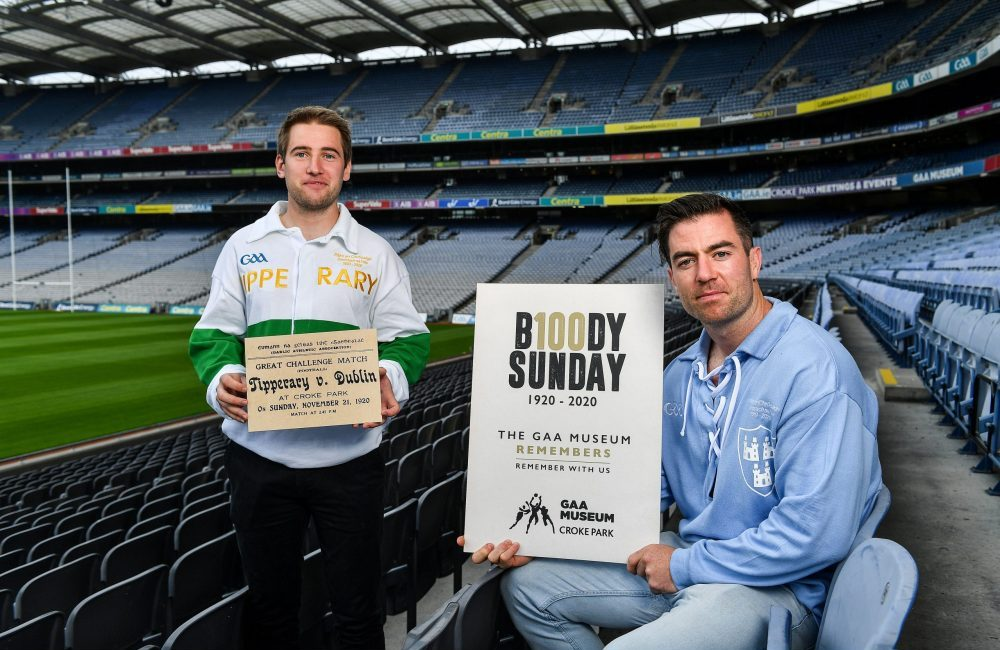 GAA launch tributes to Bloody Sunday victims