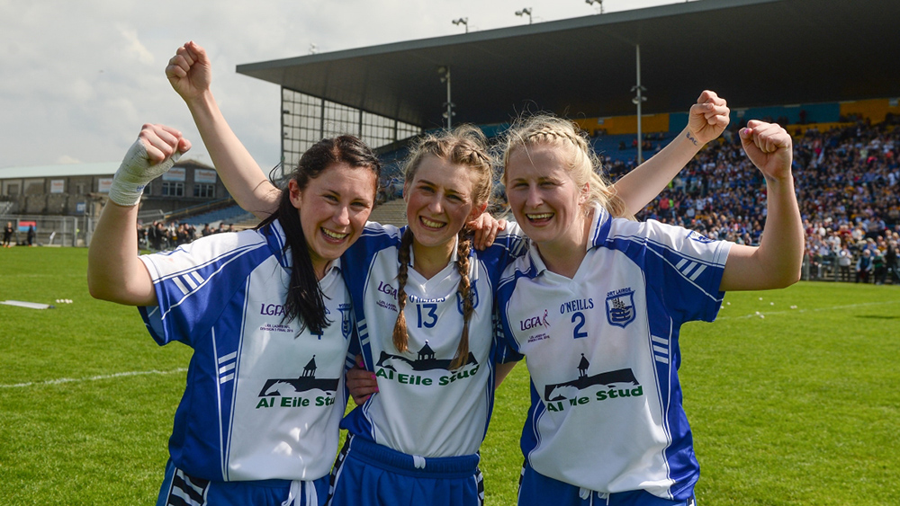 Interview with Ballymacarbry Ladies Footballer Aileen Wall