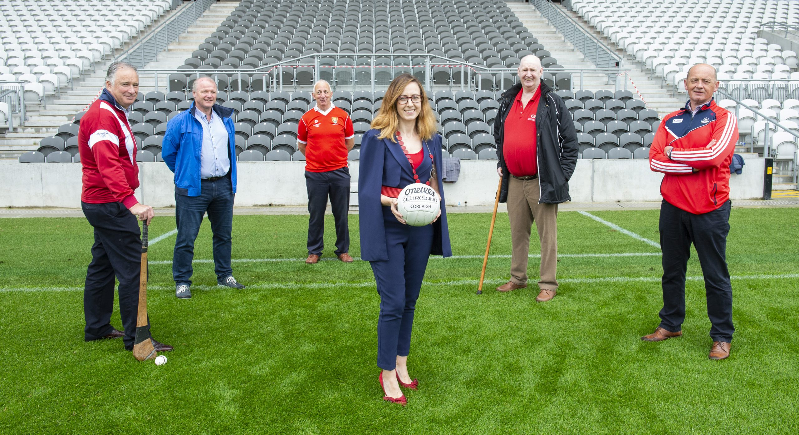 Cork GAA and Marymount Hospice are calling on people GO RED for Cork