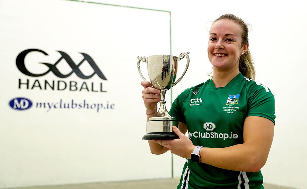2020 All-Ireland Softball Singles Finals – Success for Limerick's Martina McMahon