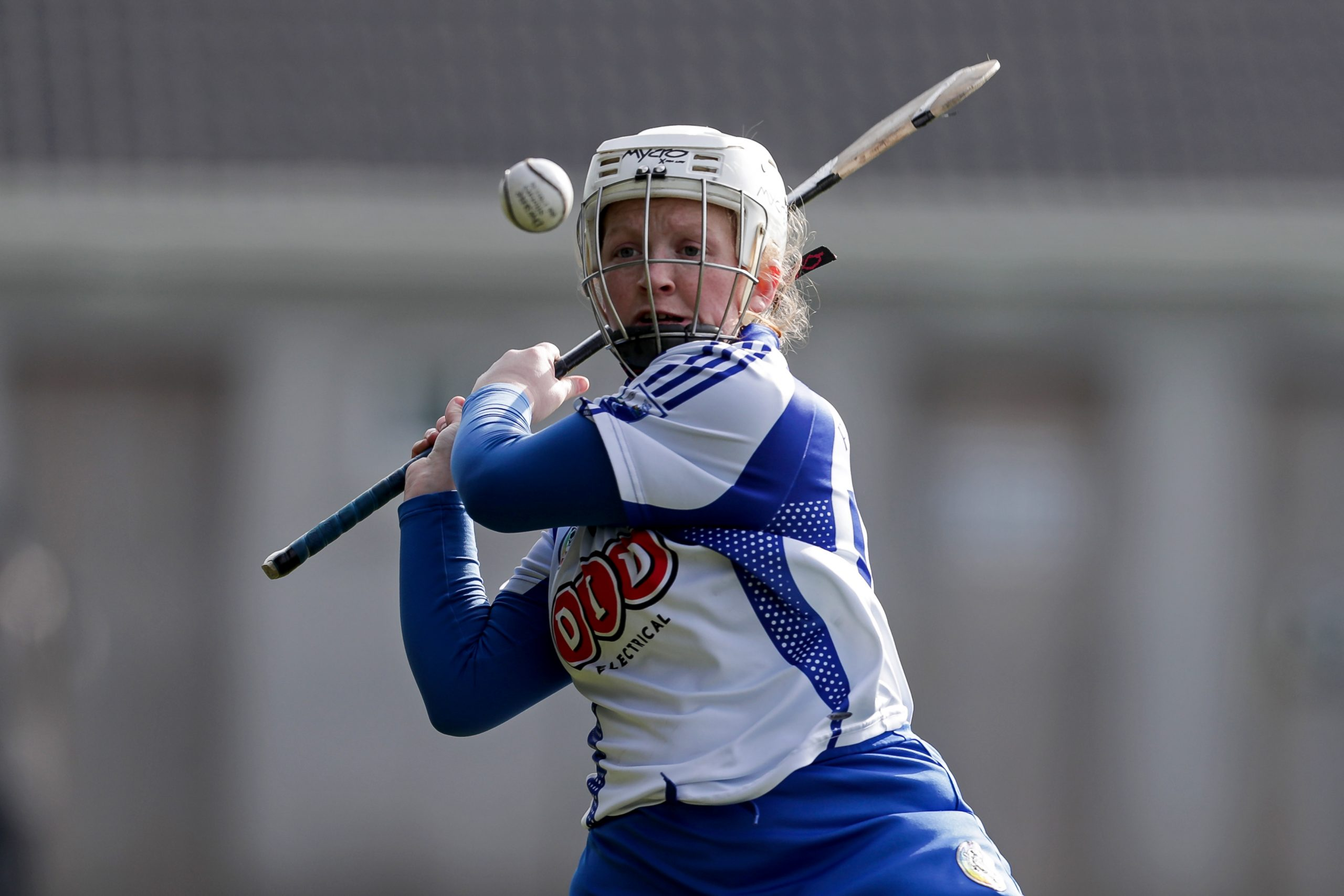 """Camogie kind of saved my life"" – Waterford's Brianna O'Regan"