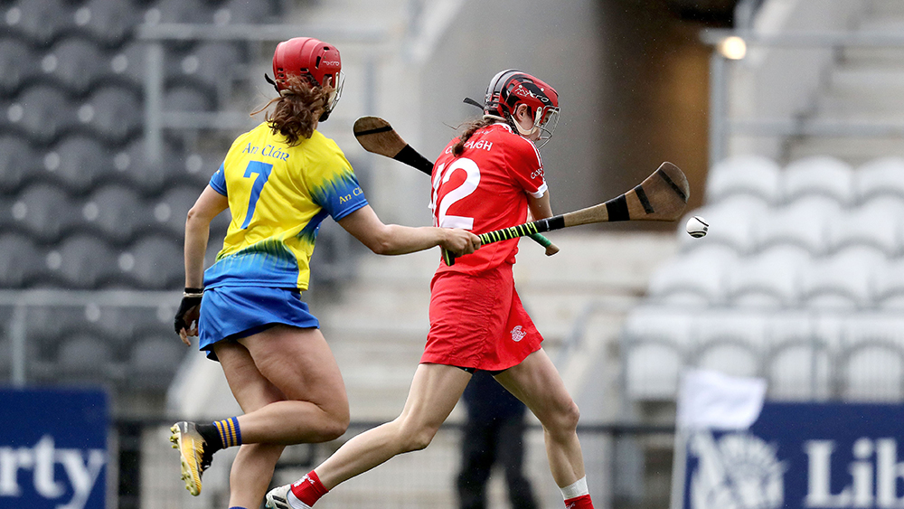Liberty Insurance All-Ireland Senior Camogie Championship Quarter-Final – Cork 3-15 Clare 0-8