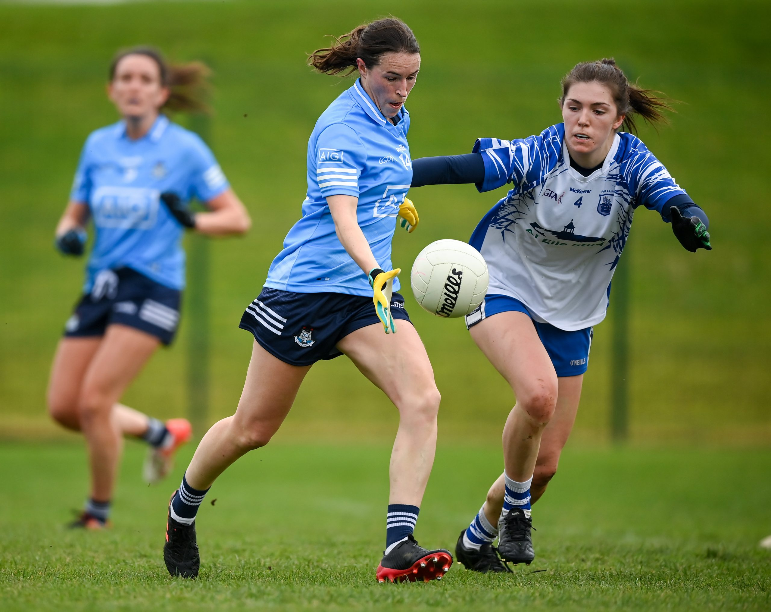 TG4 All-Ireland Senior Ladies Football Championship – Dublin 0-17 Waterford 1-10