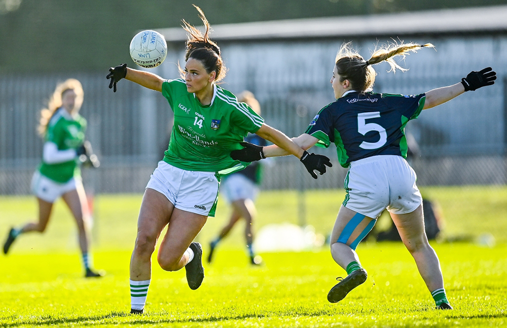 TG4 All-Ireland Ladies Football Junior Championship Semi-Final – Fermanagh 4-10 Limerick 4-3