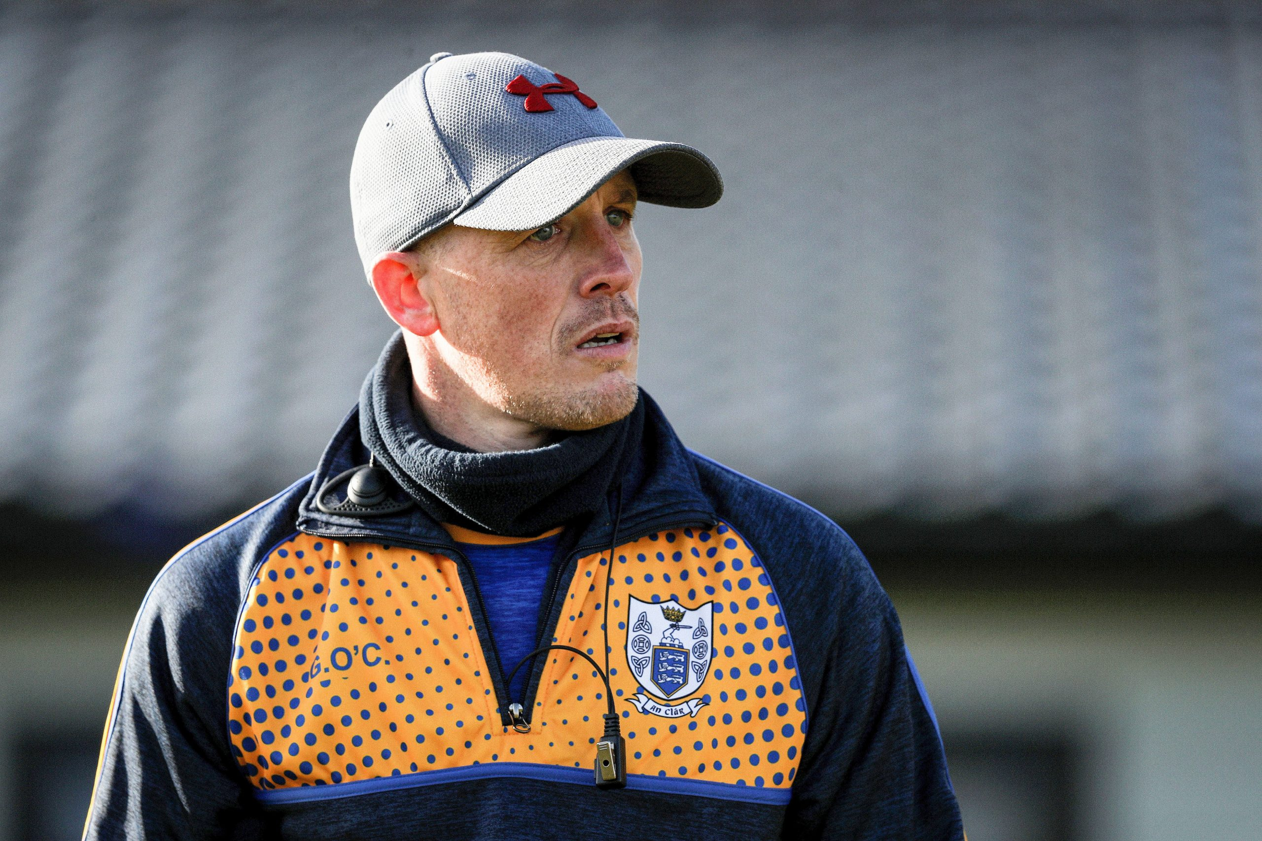 O'Connell praises Clare's experienced leaders