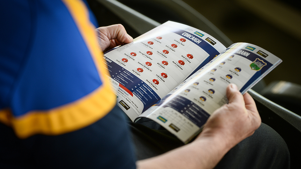Munster Senior Championship Match Programmes 2020