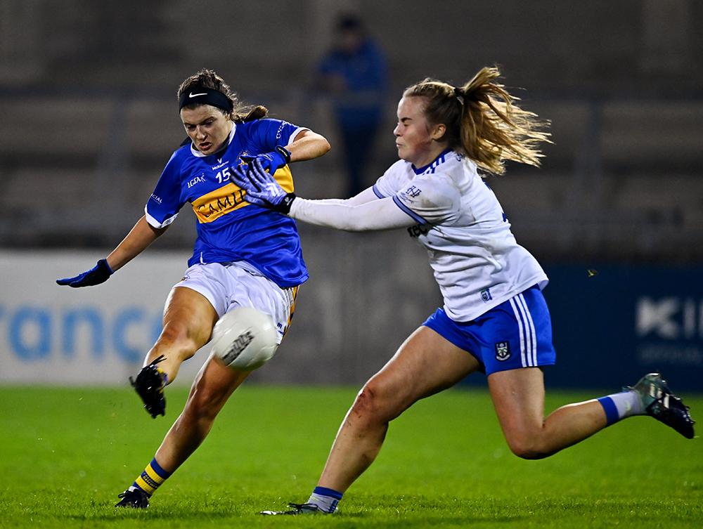TG4 All-Ireland Senior Ladies Football Championship – Monaghan 0-17 Tipperary 2-10