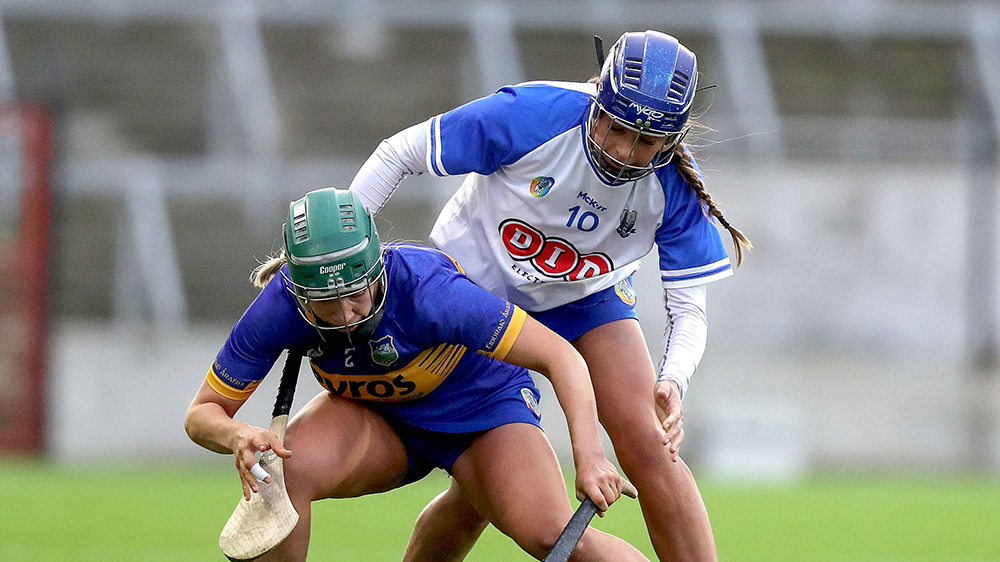 Liberty Insurance All-Ireland Senior Camogie Championship Quarter-Final – Tipperary 1-12 Waterford 0-10