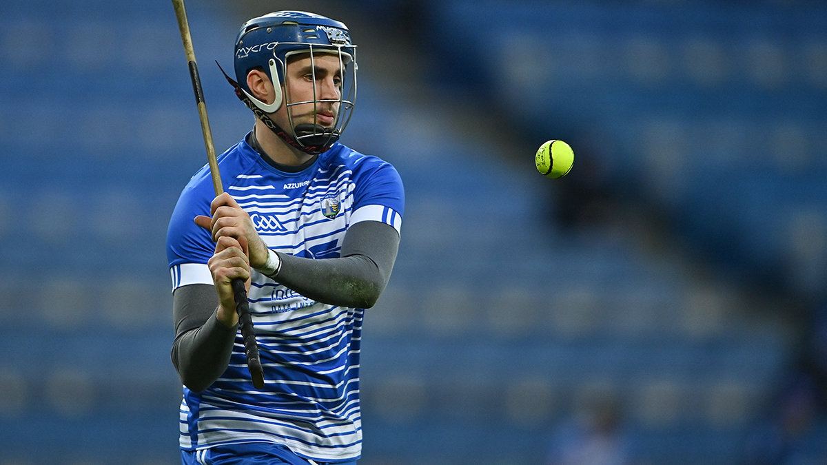 Ace goalkeeper Stephen O'Keeffe gives hope that he will play again with Waterford in 2022