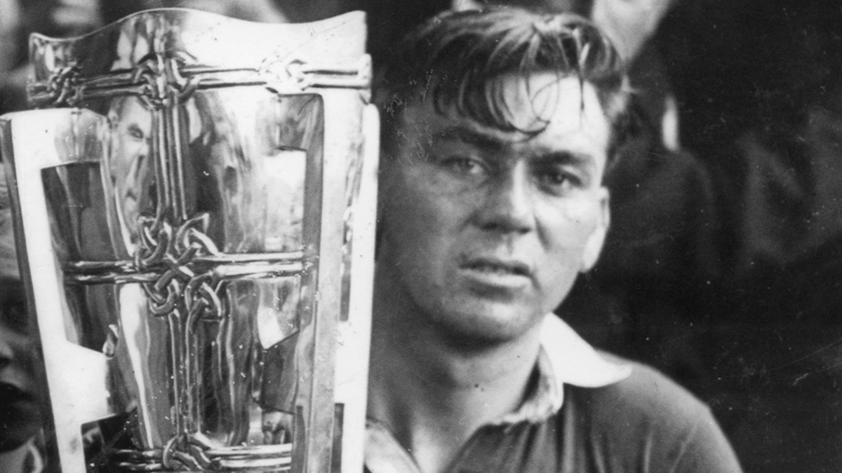 Munster Senior Hurling Championship Cup to be named in honour of Mick Mackey